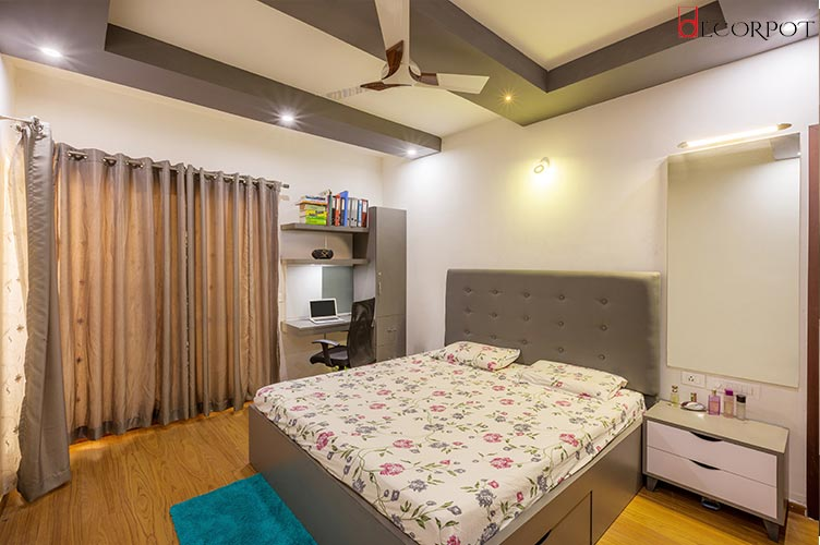 2BHK Interior Design Electronic City, Bangalore