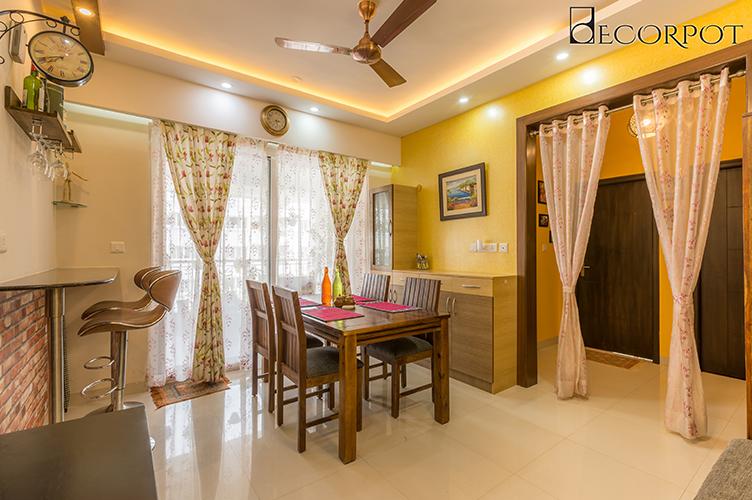 3bhk Interior Design Sarjapur Road Bangalore Decorpot Project 20