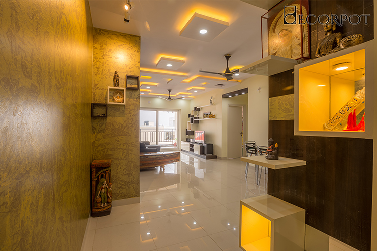 3BHK Interior Design Kanakapura Road, Bangalore