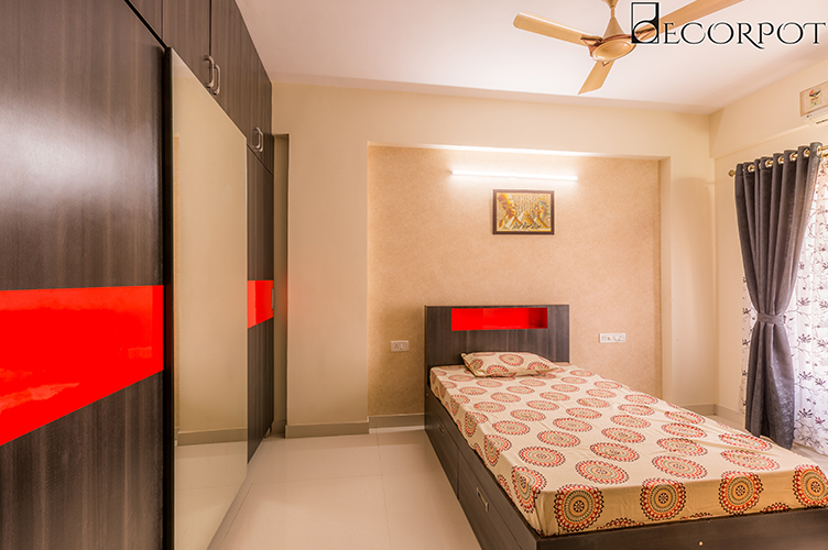 3BHK Interior Design Malleshwaram, Bangalore