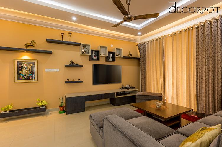 3bhk Interior Design Sarjapur Road Bangalore Decorpot Project 6
