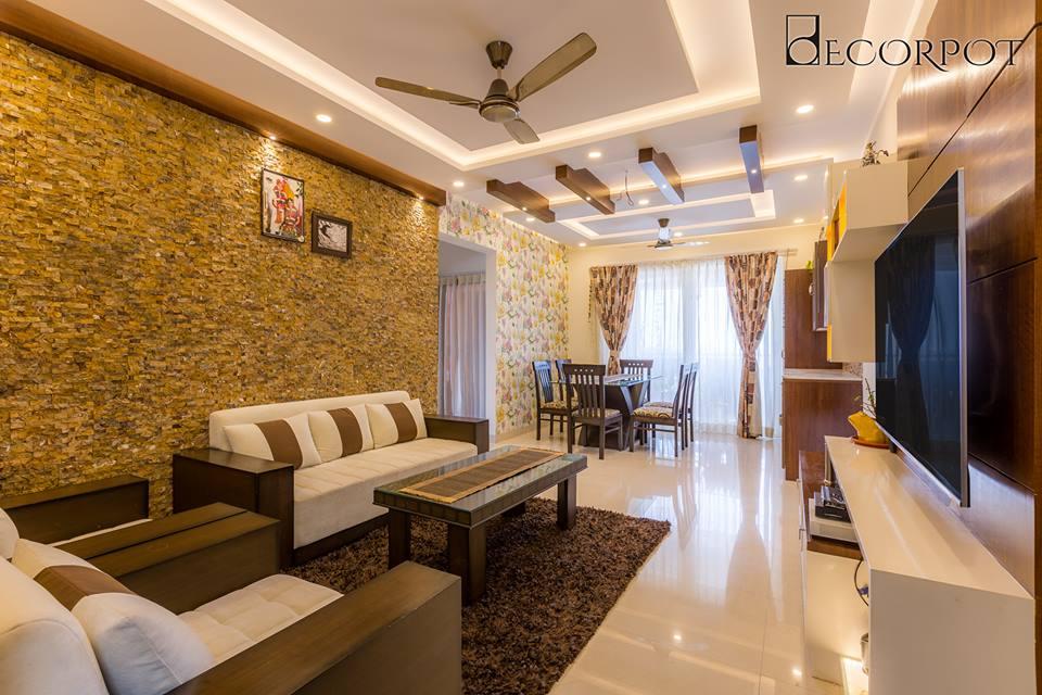 3bhk Interior Design Sarjapur Road Bangalore Decorpot Project 19
