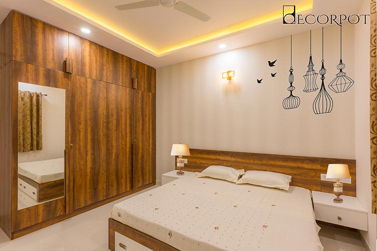 Best Parents Room Interior Designers in Bangalore