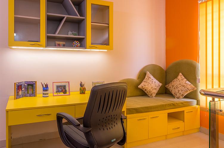 Study Room Interior Designers In Bangalore