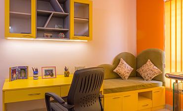 Top Study Room Interiors in bangalore