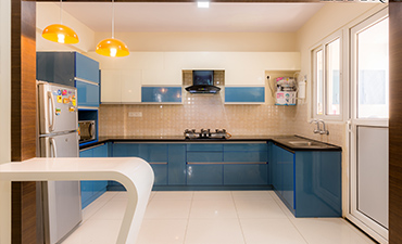 Top modular kitchen interior designers in bangalore